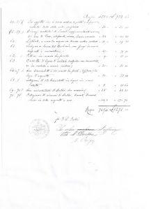 Elenco degli Oggetti Artistici e Antichi dell'India - parte II (20 ottobre 1903)