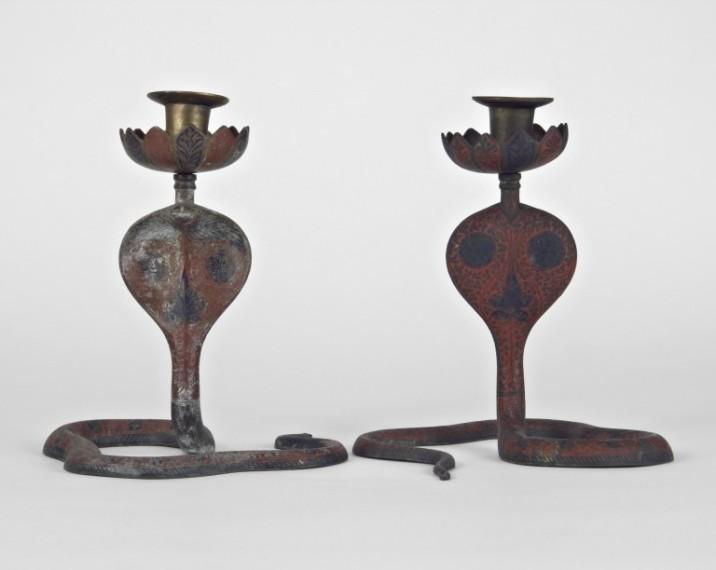 Museo Civico Medievale - candelieri (f. Mario Guglielmo)