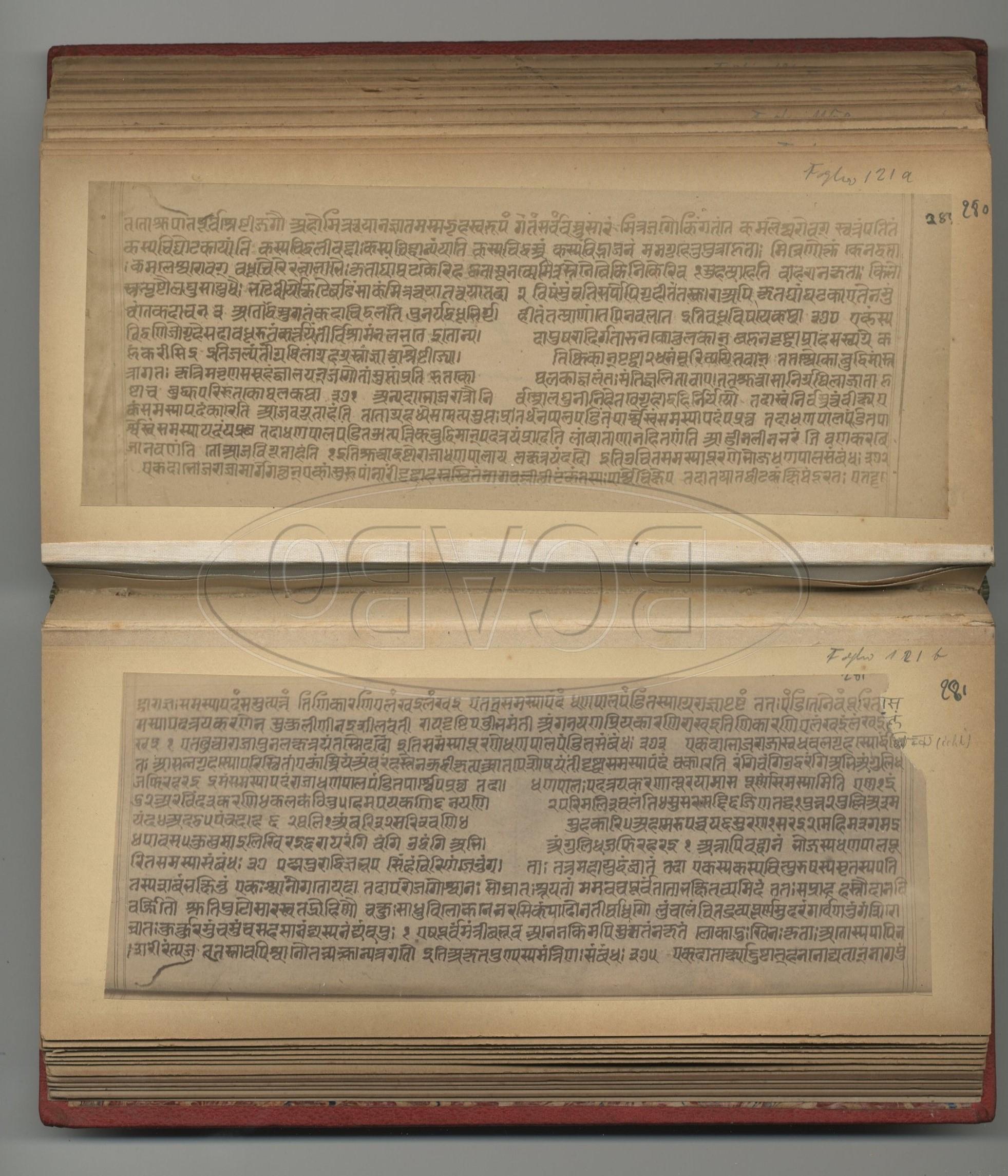 Biblioteca dell'Archiginnasio: manoscritto riprodotto da Pullé nel 1886 per il tramite di riprese fotografiche