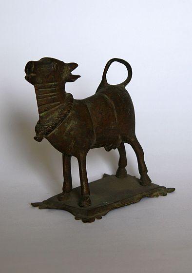 Museo di Antropologia Università di Padova - statuetta bovina