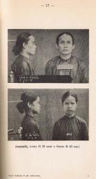 Da Il Congresso di Hanoi: Annamiti (f. Istituto di Antropometria, Saigon, 1902 c.)