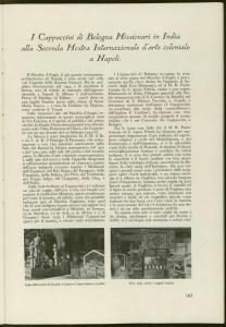 rivista Il Comune di Bologna - novembre 1934