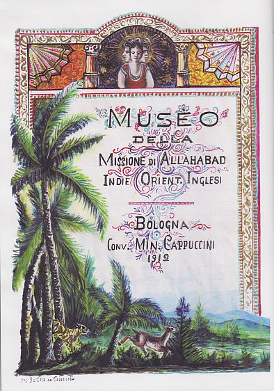 inventario Museo Indiano Missionario Bologna